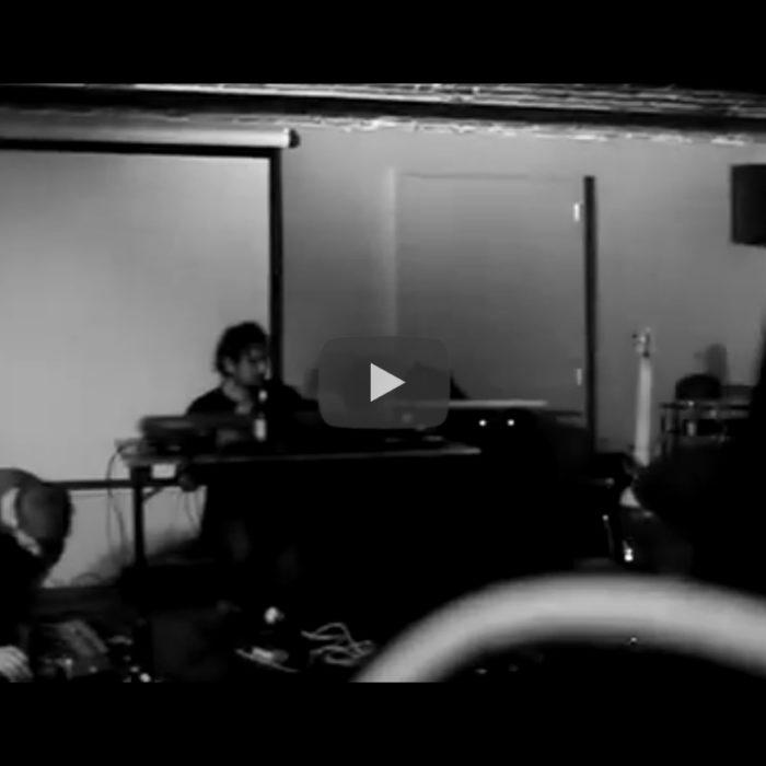 Video: Karen Eliot live at JOC Izegem