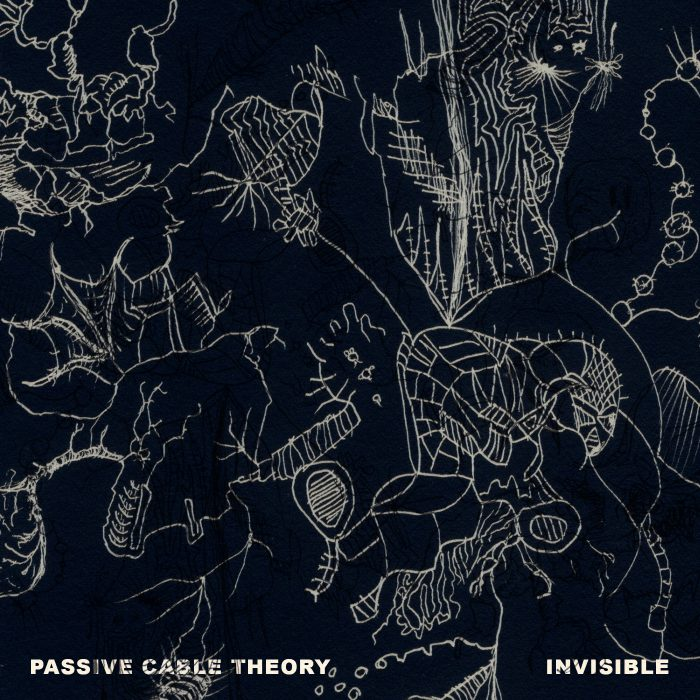 New Passive Cable Theory track on 'Real Monsters' compilation: 'INVISIBLE'