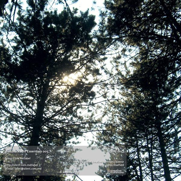 winter ep track on Silent Flow netlabel compilation