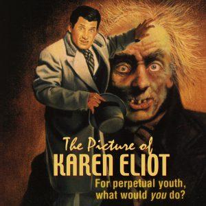 Karen Eliot - experimental improvisation - album artwork