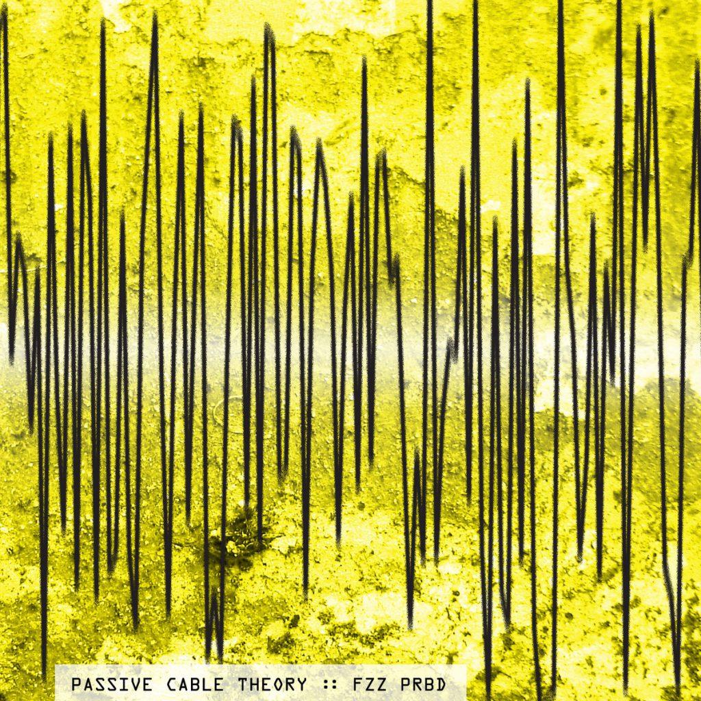 Passive Cable Theory - FZZ PRBD - album artwork - NOISE