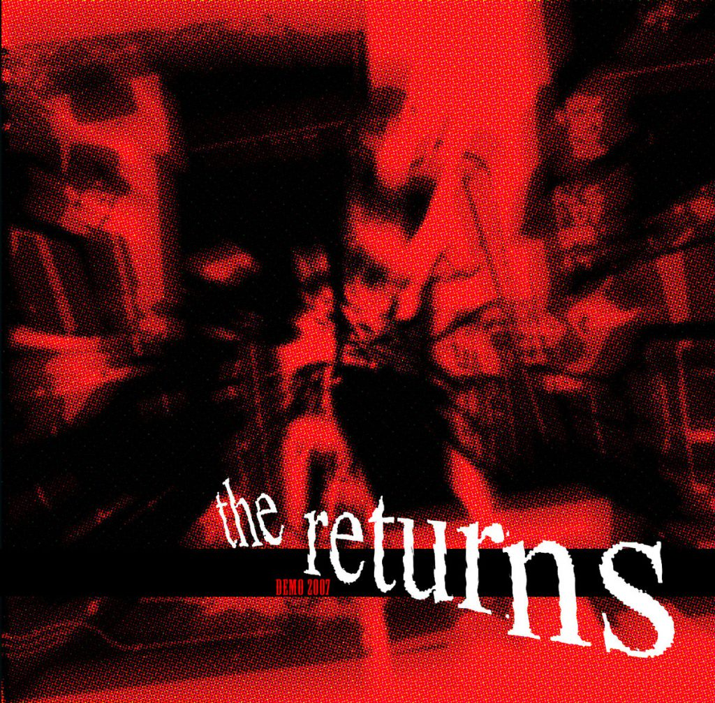 The Returns - demo 2007 artwork