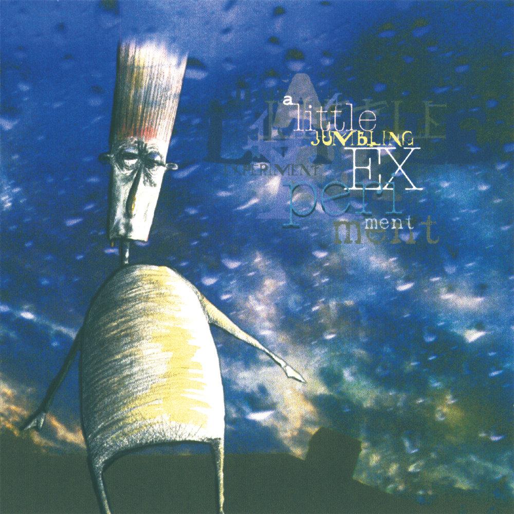 a little jumbling experiment album artwork (1998)