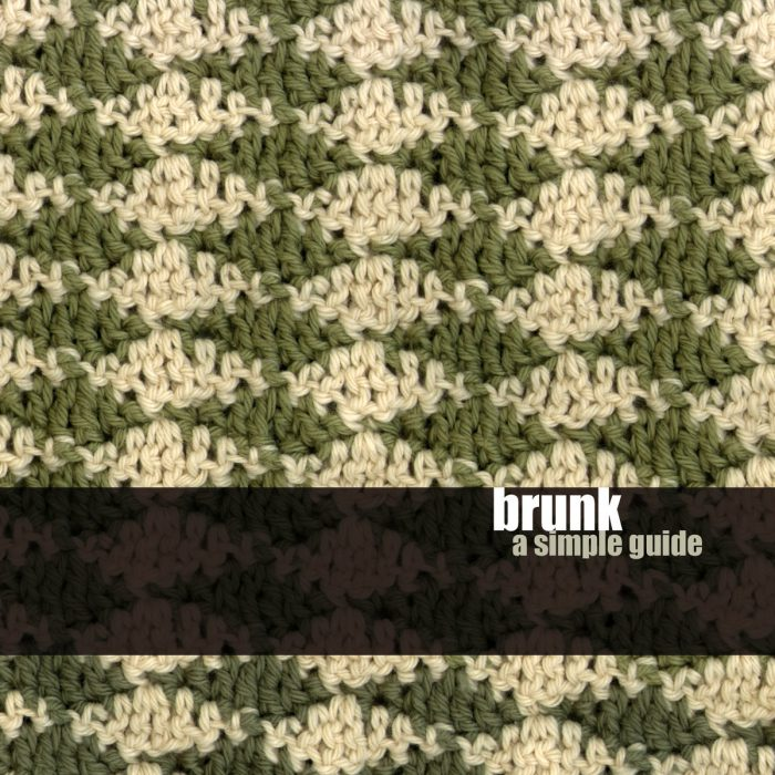 brunk – a simple guide: out now on WM Recordings