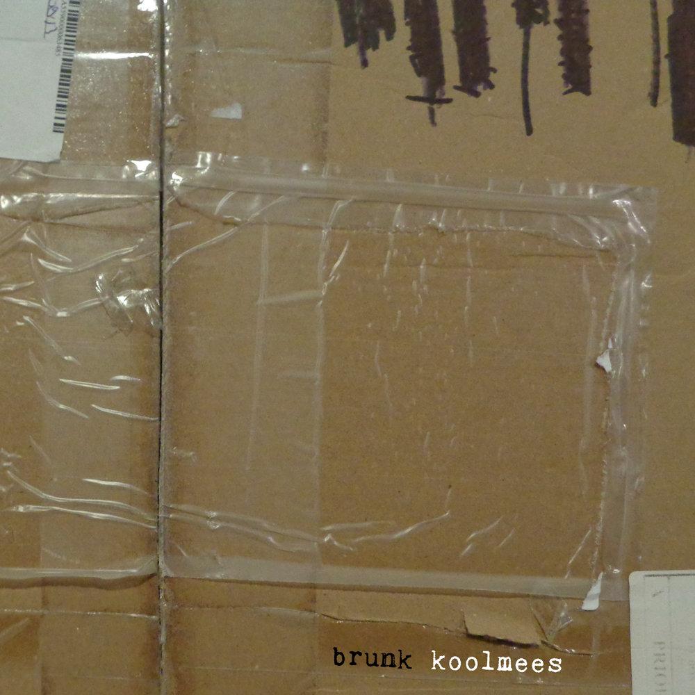 brunk - koolmees - album artwork