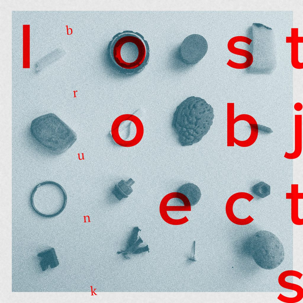 brunk - lost objects - artwork