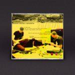 Karen Eliot – Mr. Nakata talks to cats - CD-R - artwork back