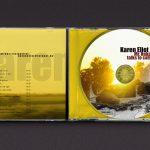 Karen Eliot – Mr. Nakata talks to cats - CD-R - artwork