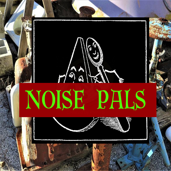 New Passive Cable Theory track on NOISE PALS compilation: How do you manage fear and panic in times of uncertainty?