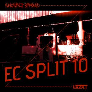 Kungstrep Birkovod & Lezet - EC SPLIT 10 - https://halmcgee.bandcamp.com/album/ec-split-10